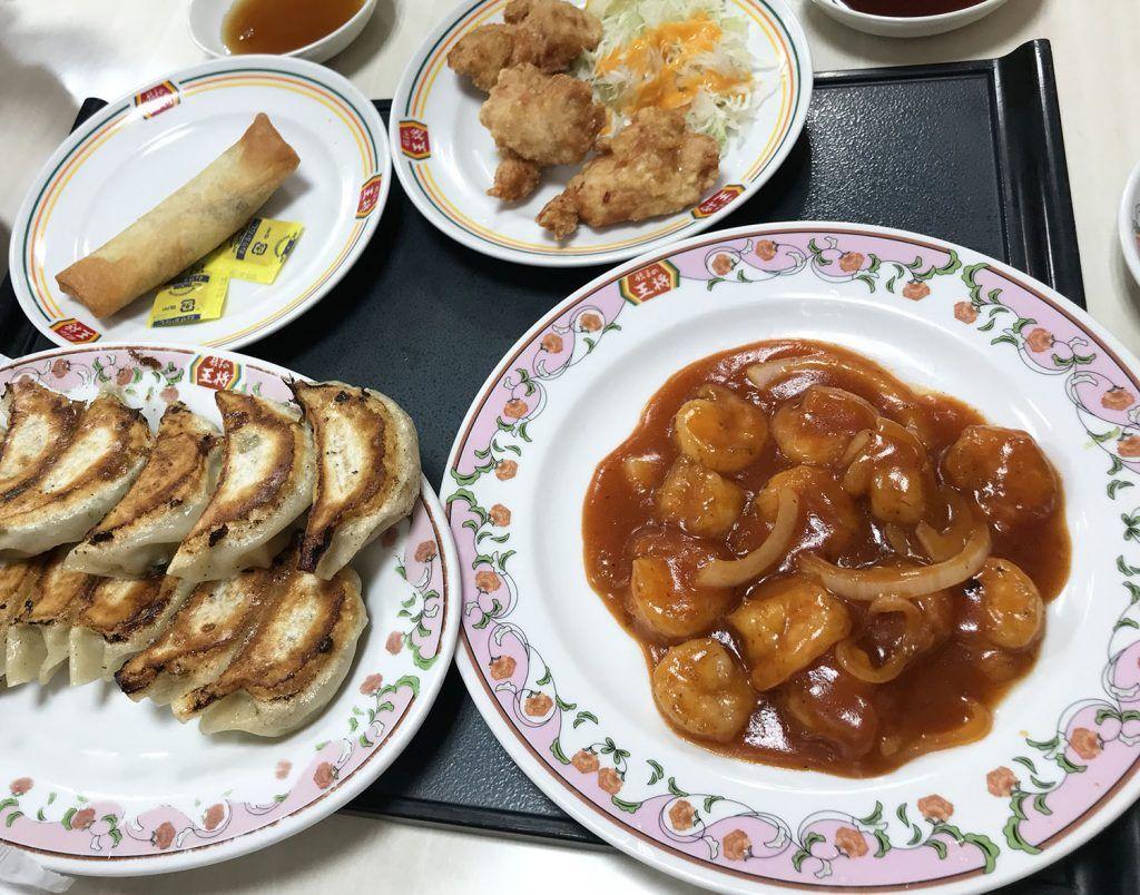 Dónde comer en Osaka: Gyoza No Ohsho