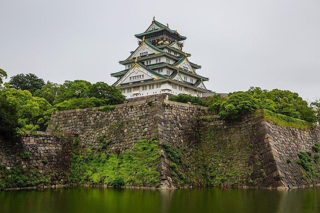 Qué ver en Osaka: castillo de Osaka