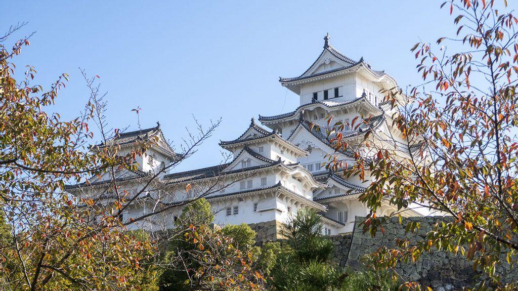 Qué ver en Himeji: Castillo de Himeji - cuánto cuesta un viaje a Japón