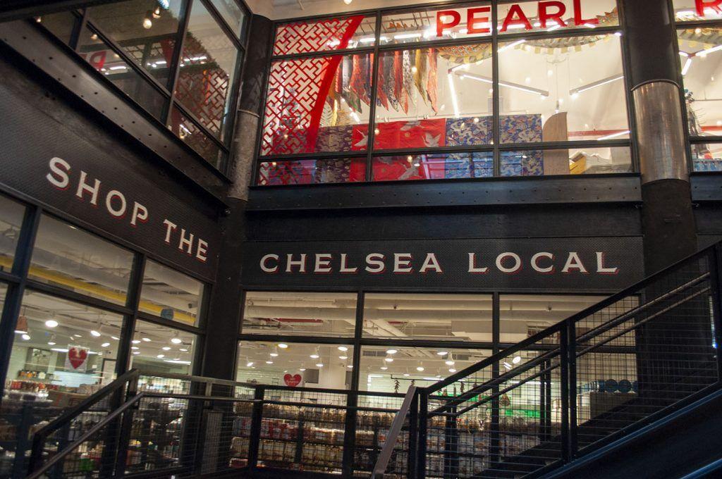 Qué ver y hacer en Chelsea: Chelsea Market