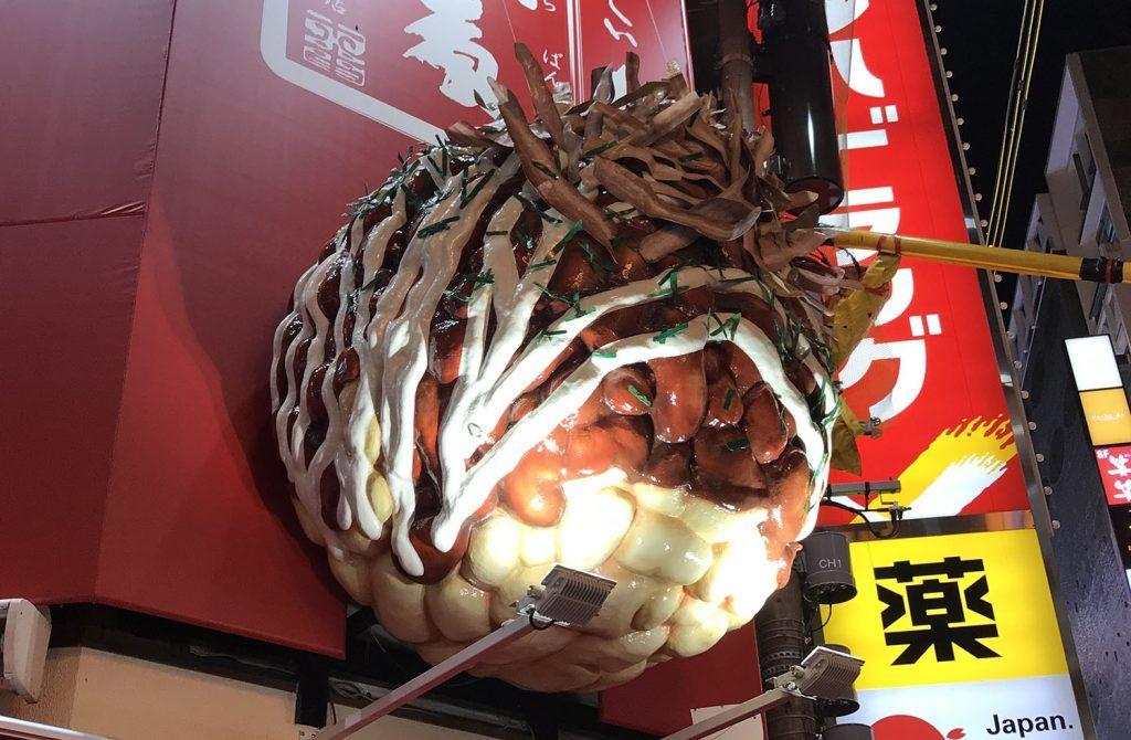 Dónde comer en Osaka: Dotombori