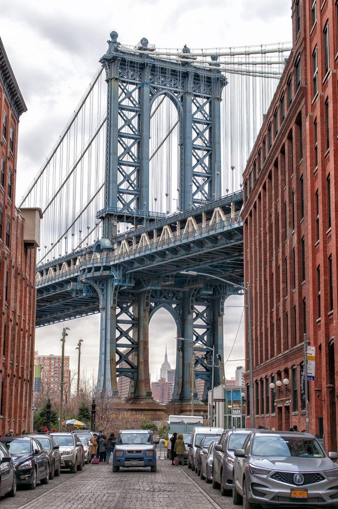 Barrios de NY: Brooklyn, Dumbo y Williamsburg