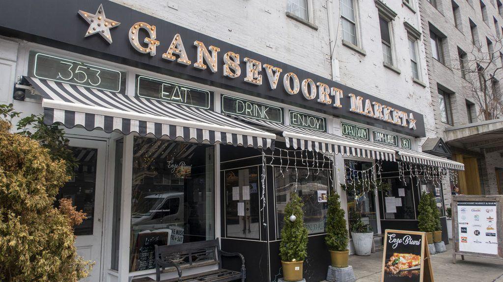 Qué ver y hacer en Chelsea: Gansevoort Market