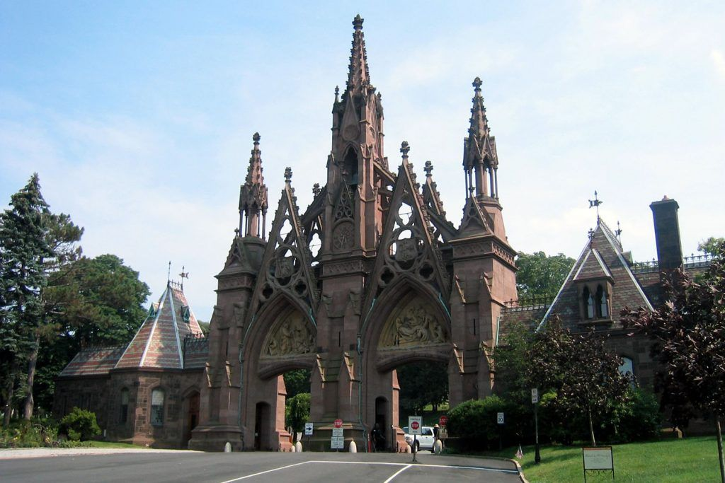 Qué ver y hacer en Brooklyn: Cementerio de Green-Wood