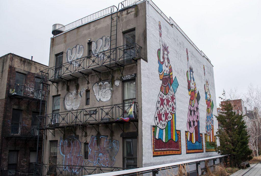 Qué ver y hacer en Chelsea: High Line