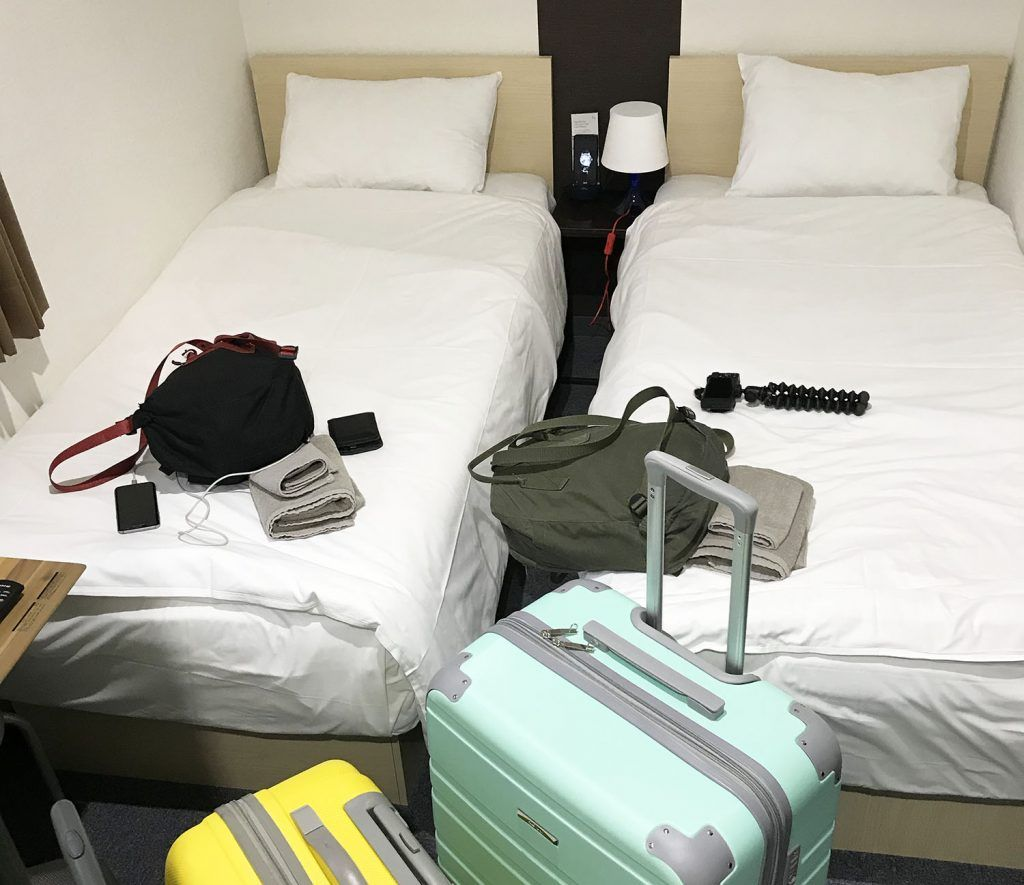 Dónde dormir en Osaka: Hotel LINKS