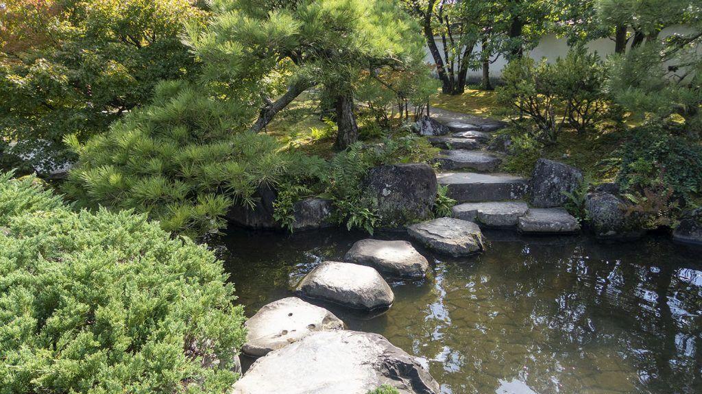 Qué ver en Himeji: Jardines Koko-en