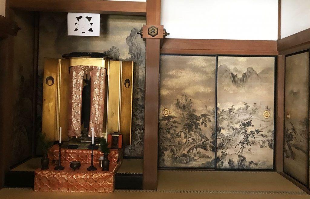 Qué ver en Koyasan: Templo Kongobuji