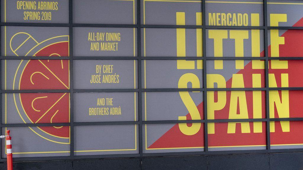 Qué ver y hacer en Chelsea: Mercado Little Spain en Hudson Yards