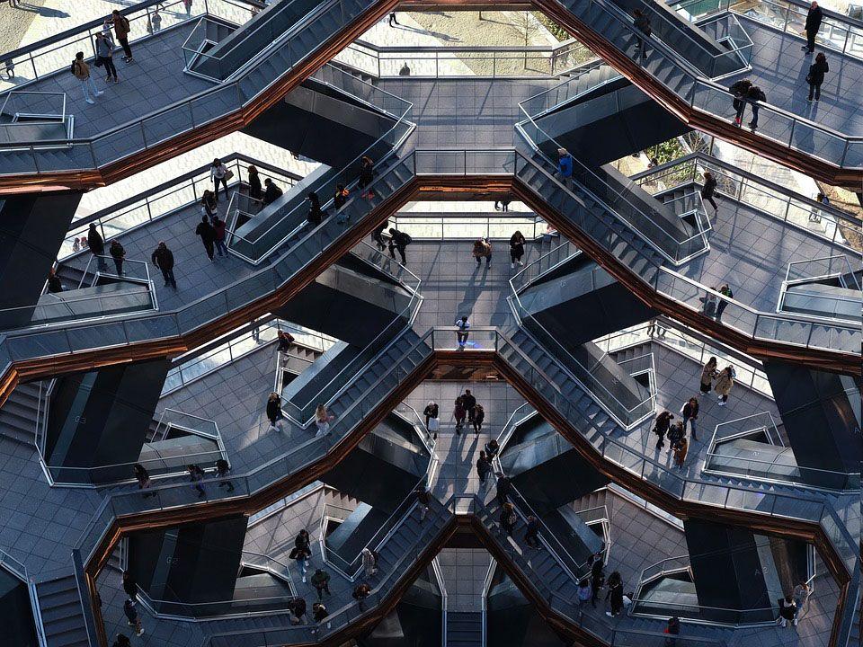 Qué ver y hacer en Chelsea: The Vessel