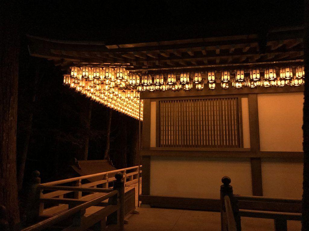 Qué ver en Koyasan: Torodo
