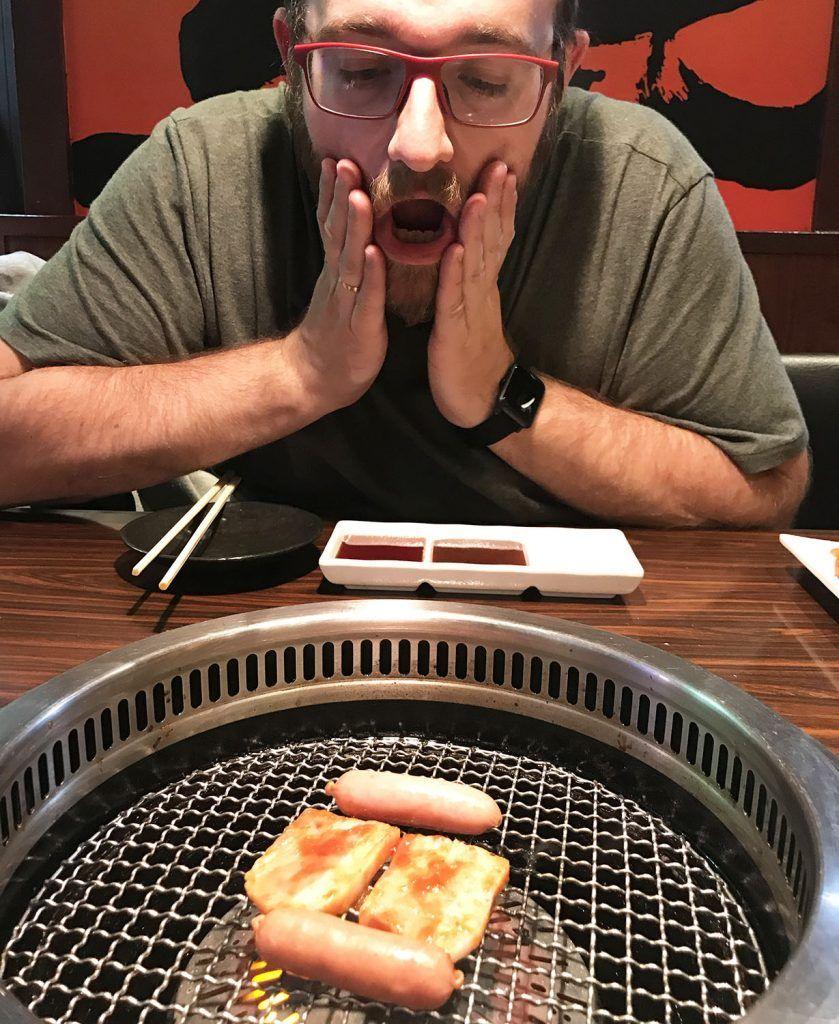Dónde comer en Osaka: Yakiniku Goen