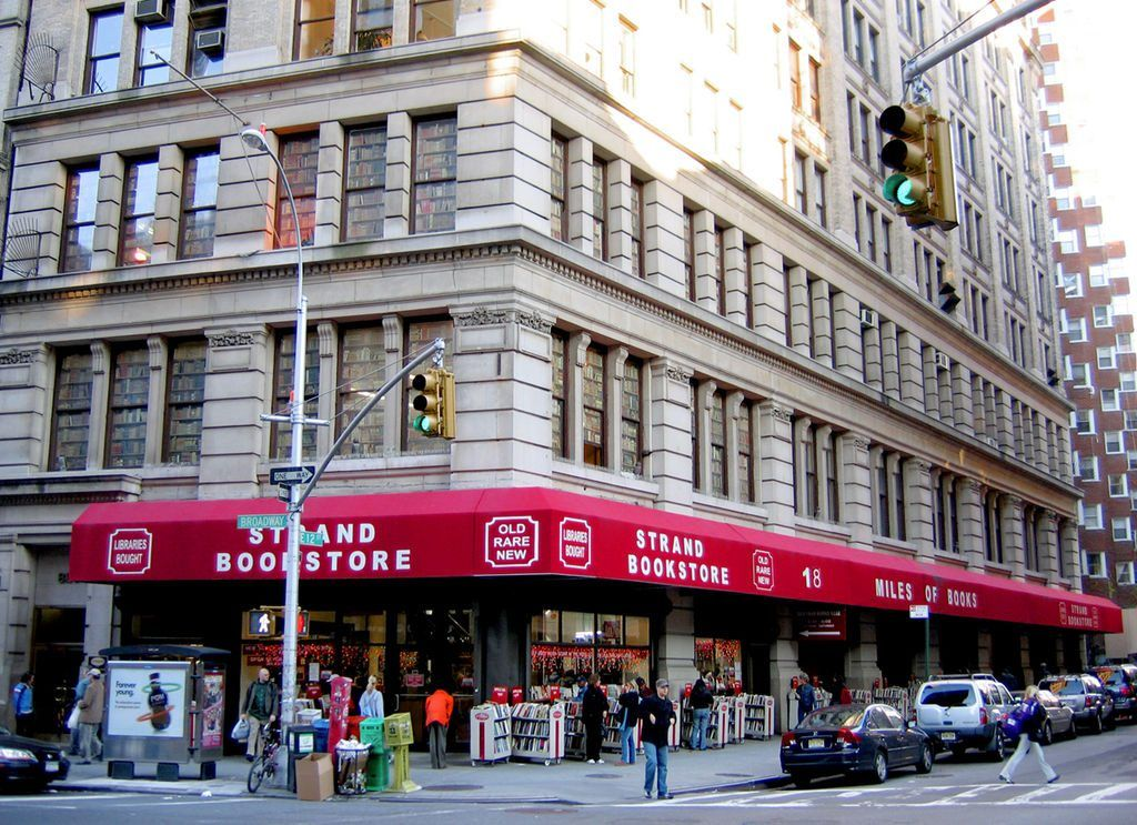 Qué ver y hacer en Union Square y Flatiron District: Strand Bookstore