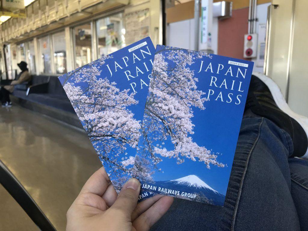 Transporte en Japón: Japan Rail Pass - cuánto cuesta un viaje a Japón