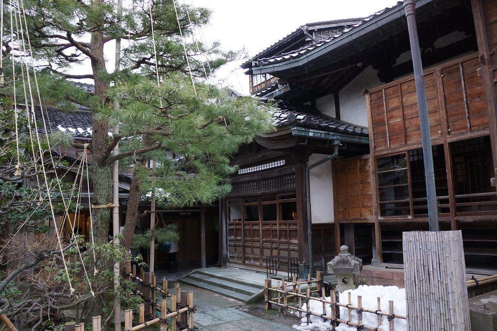 Qué ver en Kanazawa: Templo Myoryuji