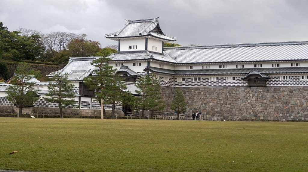 Qué ver en Kanazawa: Castillo de Kanazawa