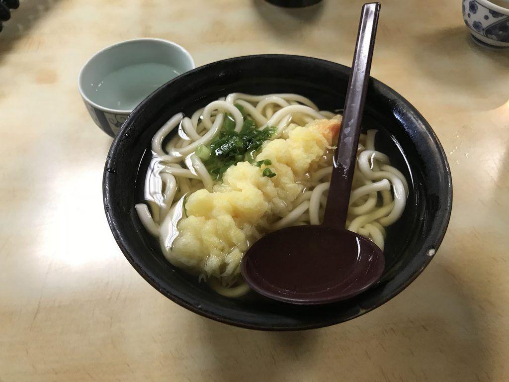 Udon en Kanazawa
