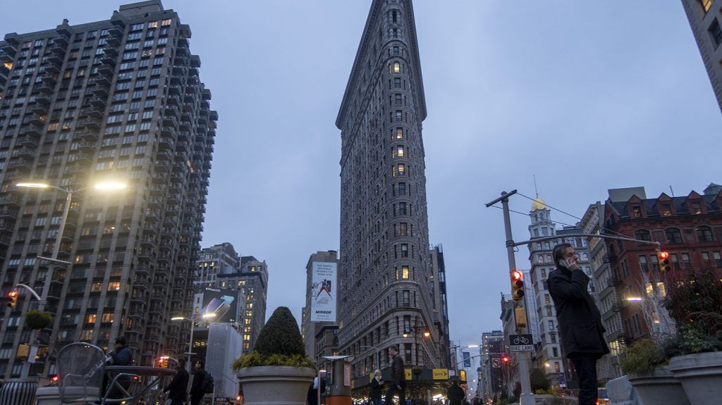 Qué ver y hacer en Union Square y Flatiron District: Flatiron Building
