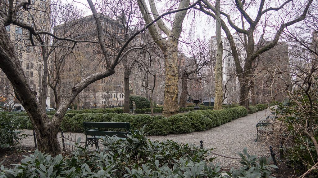 Qué ver y hacer en Union Square y Flatiron District: Gramercy Park