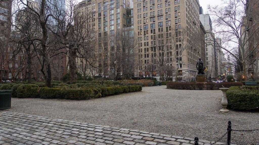 Qué ver y hacer en Union Square y Flatiron District: Gramercy Park