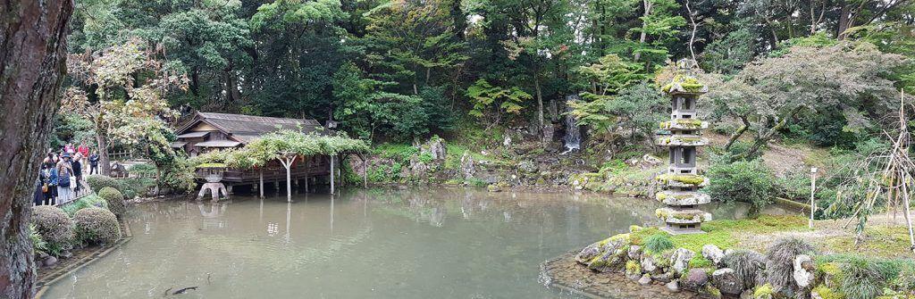 Qué ver en Kanazawa: Jardines Kenroku-en