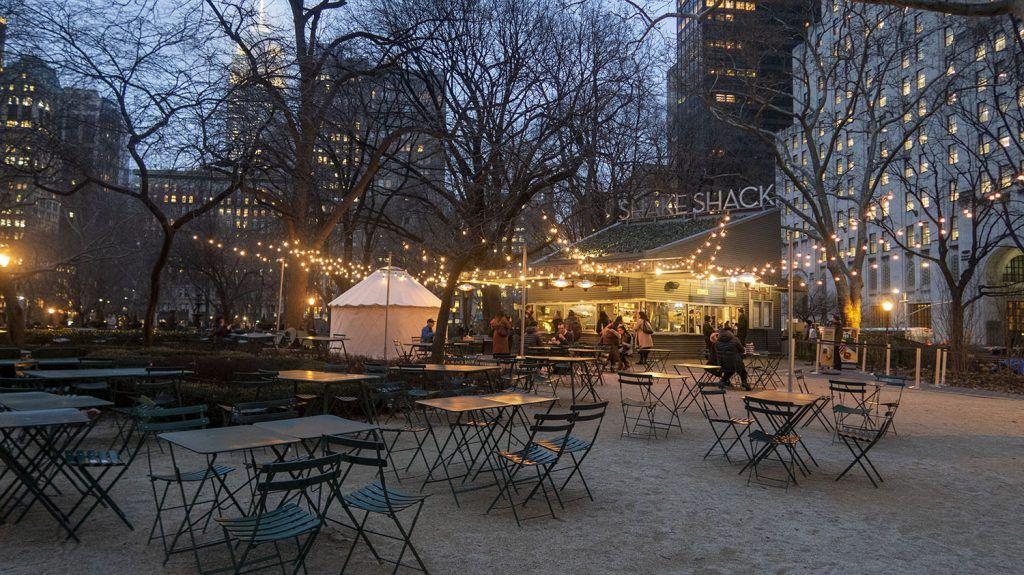 Qué ver y hacer en Union Square y Flatiron District: Madison Square Park