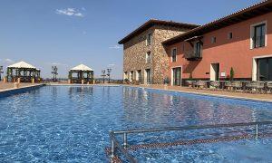 Hotel La Caminera: relax, descanso y lujo en algún lugar de la Mancha