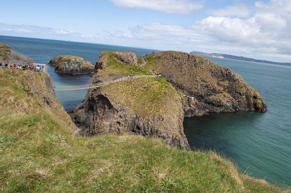 Ruta por Irlanda: Carrick-a-Rede