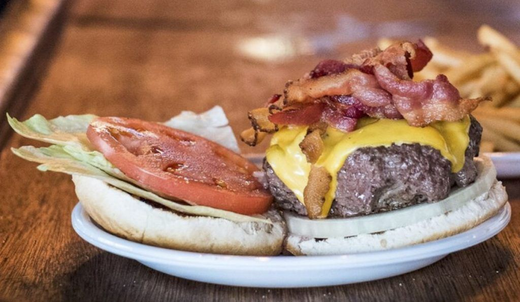 ¿Dónde está la mejor hamburguesa de Nueva York? Corner Bistro