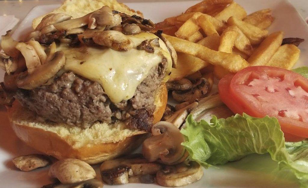 ¿Dónde está la mejor hamburguesa de Nueva York? Jackson Hole Burgers