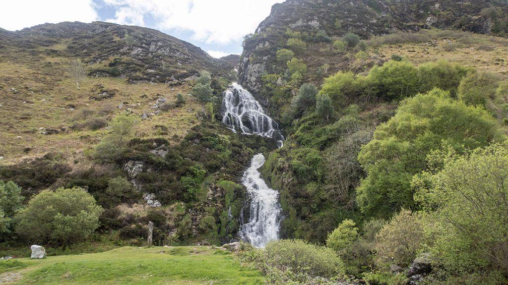 Ruta por Irlanda: cascada de Assaranda