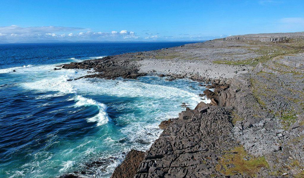 Ruta por Irlanda: Burren Coastal Road
