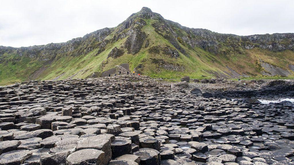 Guía de Irlanda: Calzada del Gigante