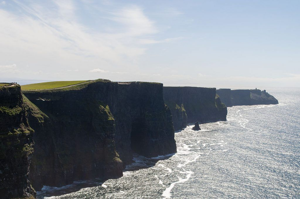 Ruta por Irlanda: Cliffs of Moher