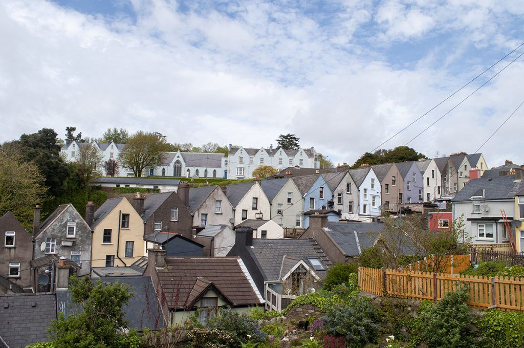 Guía de Irlanda: Cobh