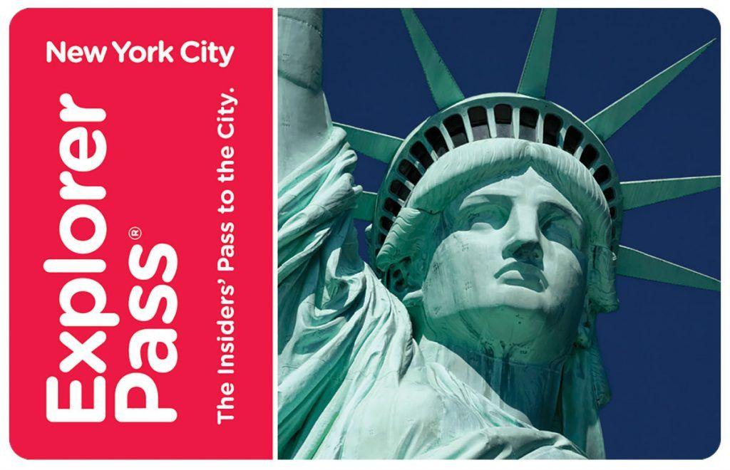 Las mejores tarjetas turísticas de Nueva York: Explorer Pass