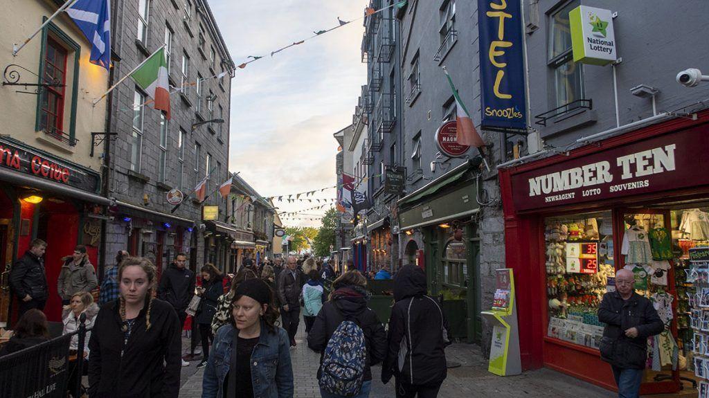 Ruta por Irlanda: Galway