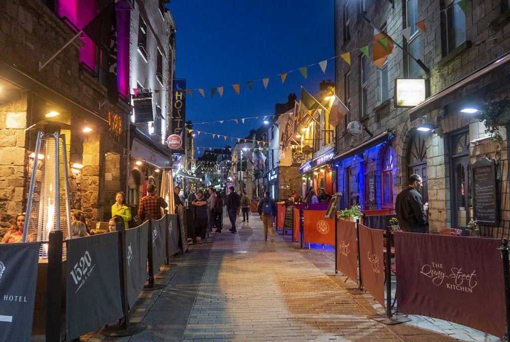 Qué ver en Irlanda: Galway