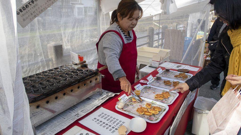 Qué ver en Takayama: Mercado de Miyagawa