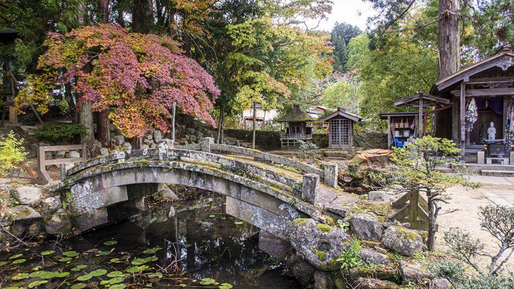 Qué ver en Takayama: Paseo de Higashiyama