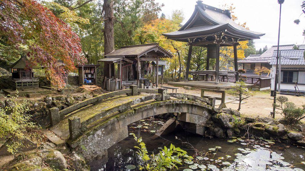 Qué ver en Takayama: Paseo de Higashiyama - consejos para viajar a Japón