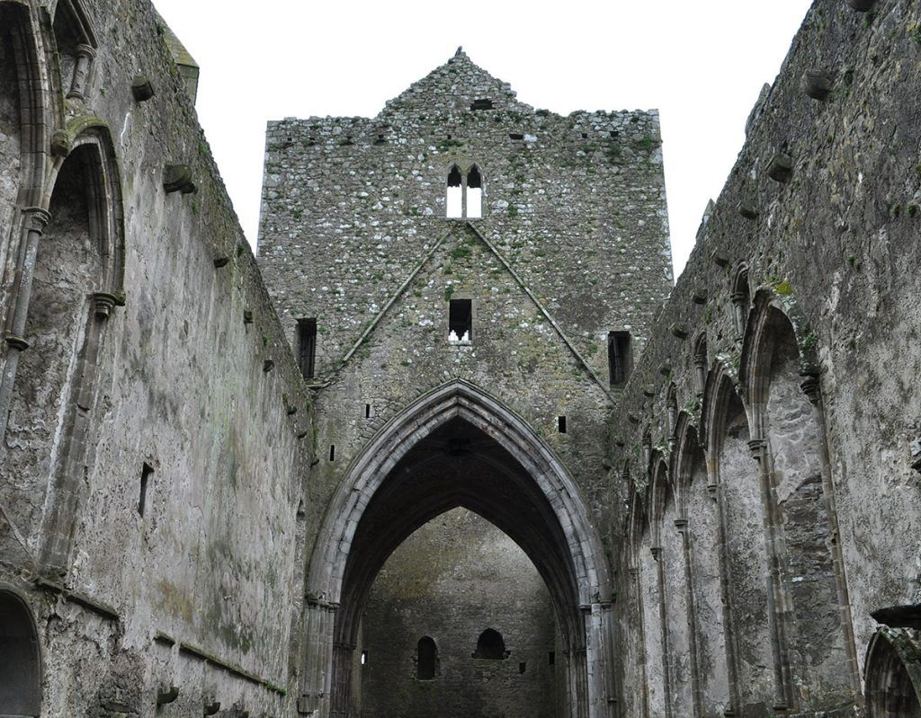Ruta por Irlanda: Rock of Cashel