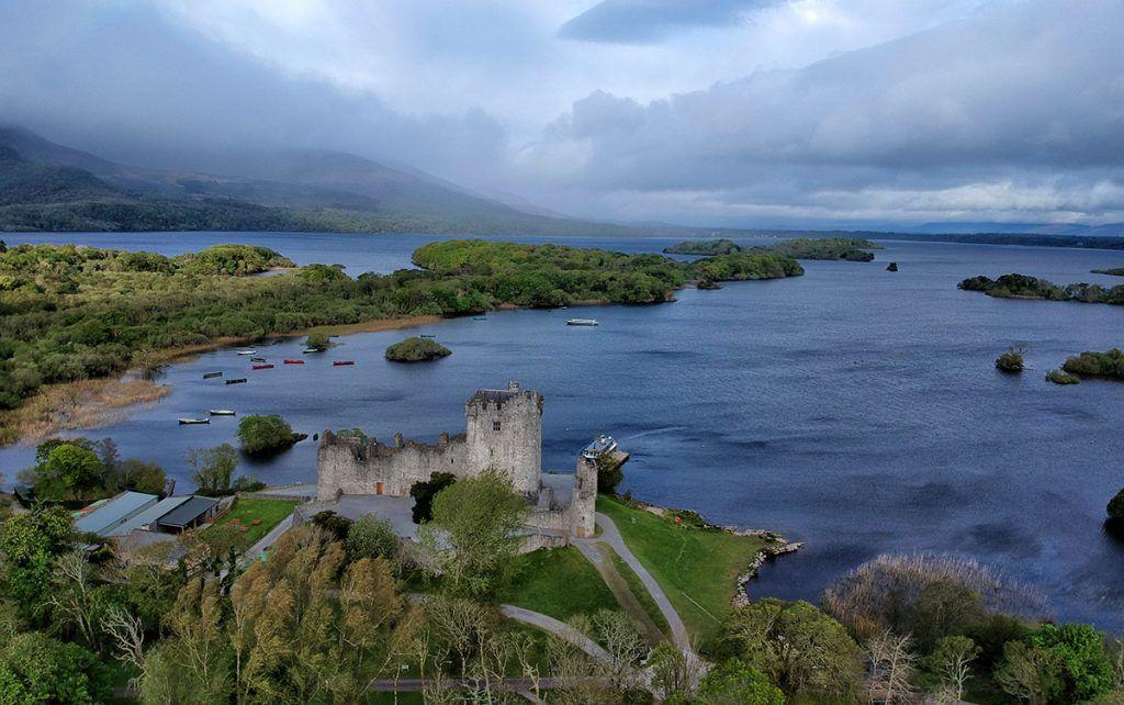 Guía de Irlanda: Ross Castle