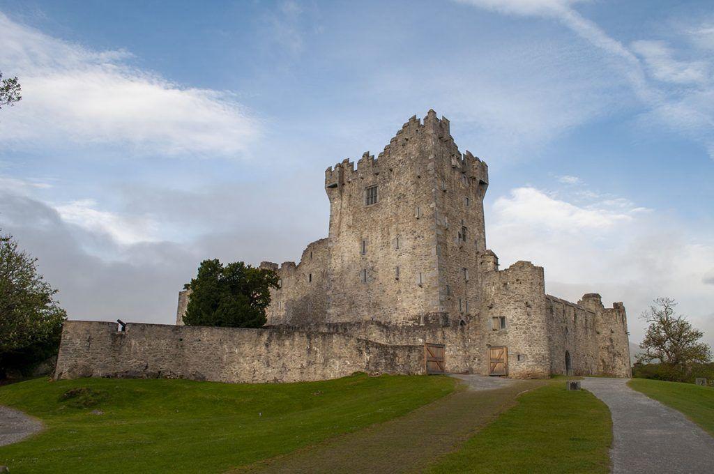 Qué ver en Irlanda: Ross Castle