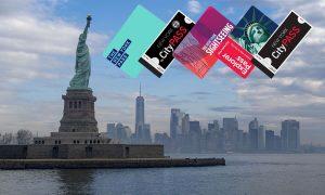 Las mejores tarjetas turísticas de Nueva York