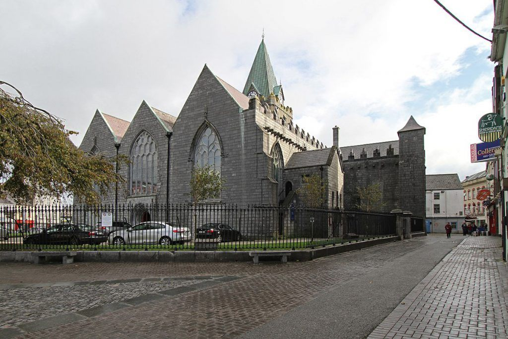Qué ver en Galway: St Nicholas Church