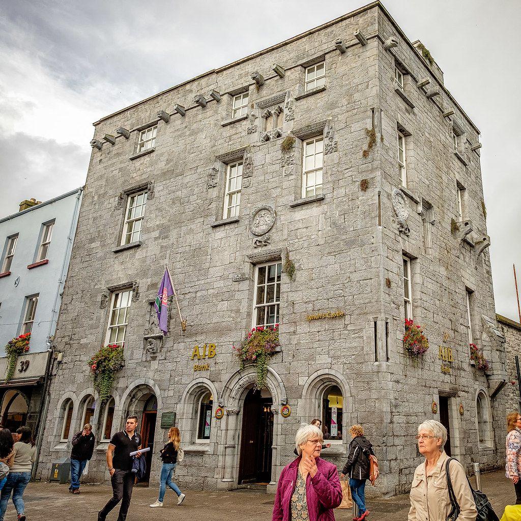Qué ver en Galway: Lynch's Castle
