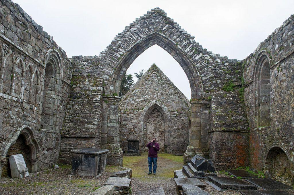 Segunda etapa de nuestra ruta por Irlanda: Ardmore