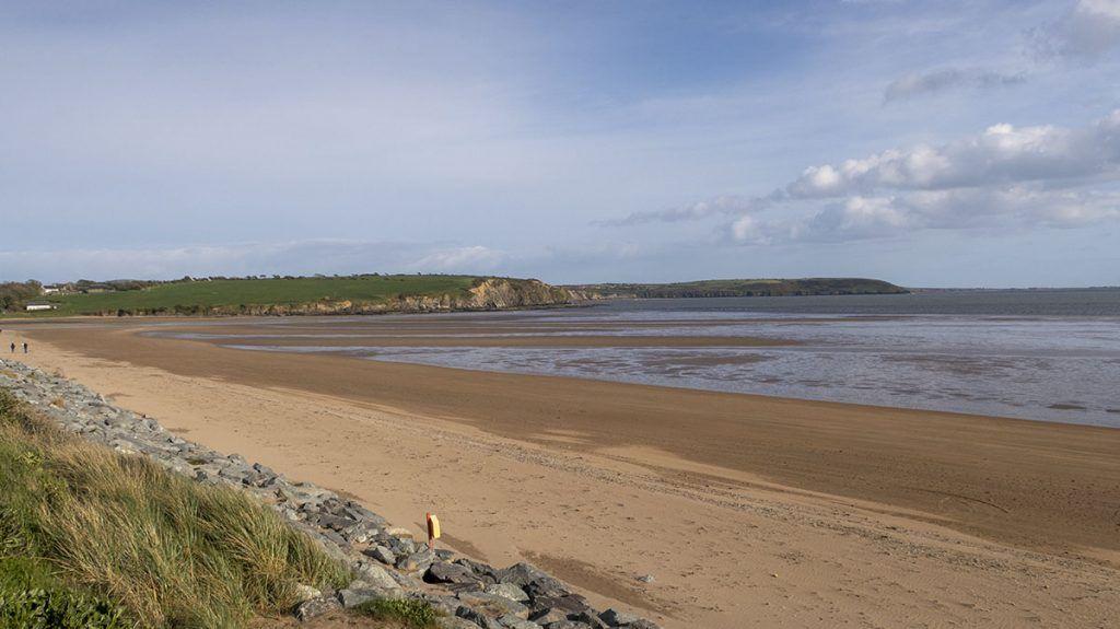 Primera etapa de nuestra ruta por Irlanda: Playa de Duncannon