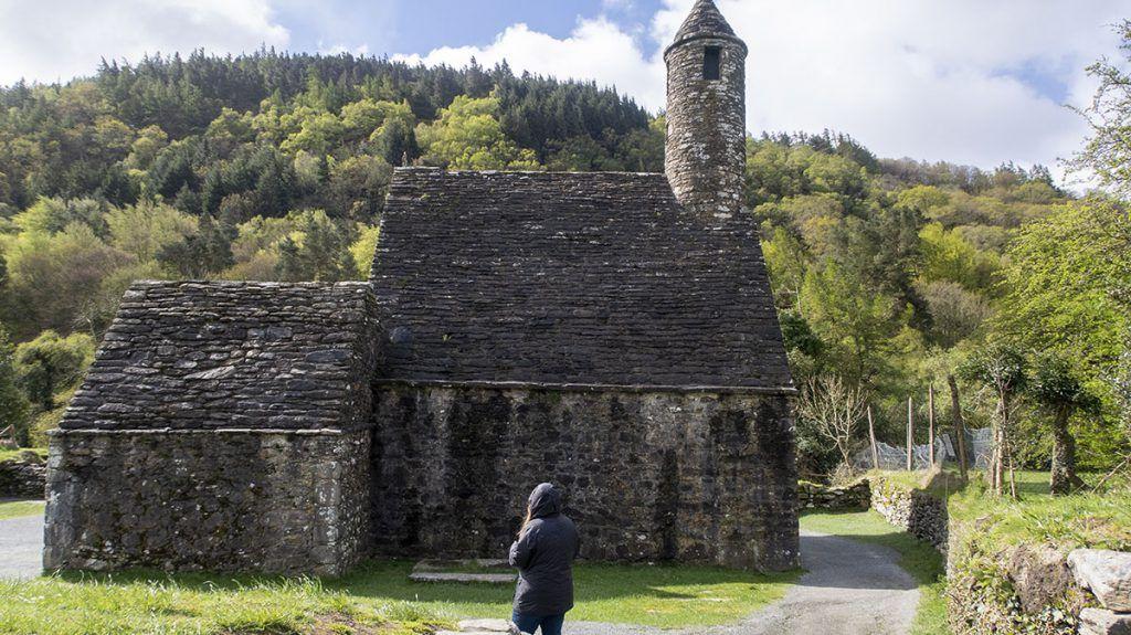 Primera etapa de nuestra ruta por Irlanda: Glendalough